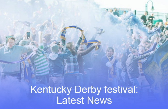 Kentucky Derby festival Latest News