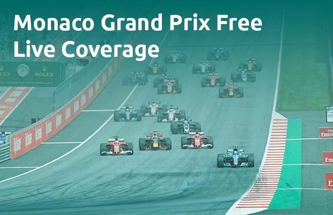 Monaco Grand Prix Free live Coverage