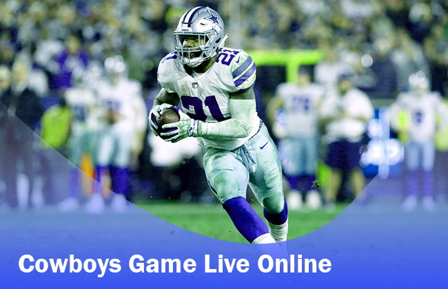 Cowboys full NFL season live stream free online