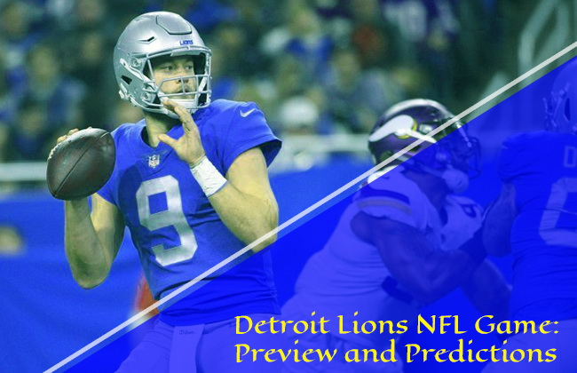 Detroit Lions NFL Preview and Predictions